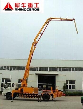 Concrete Mixer Truck, Concrete Pump Truck Foton