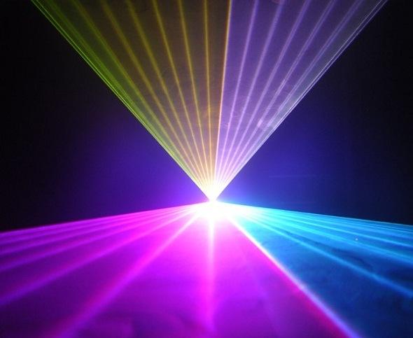 4W RGB DJ Disco Stage Event Light Animation Laser