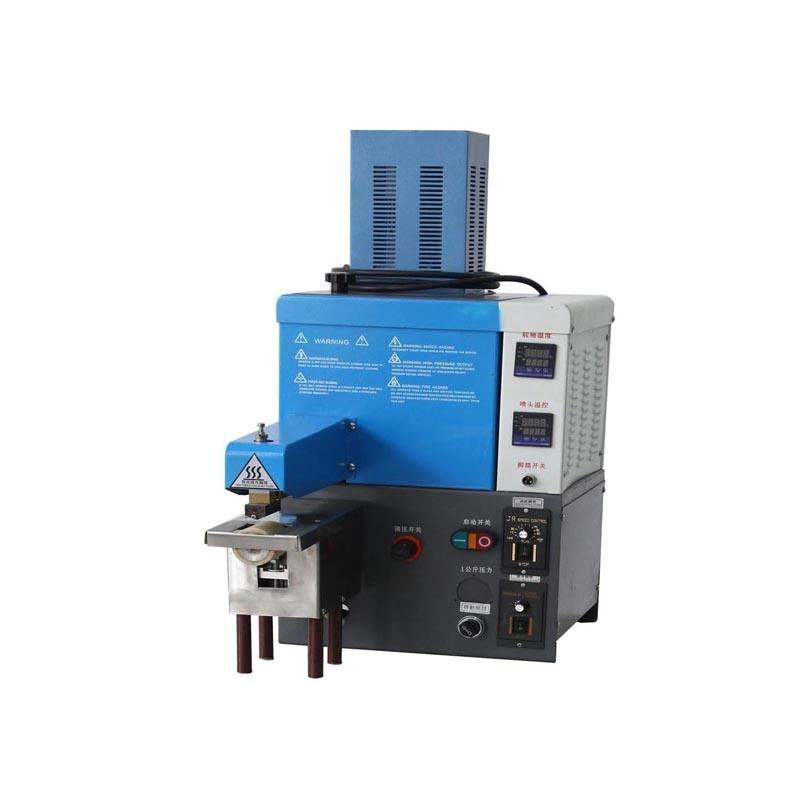 Perfect Thermal Glue Binding Machine Hot Cementing Machine