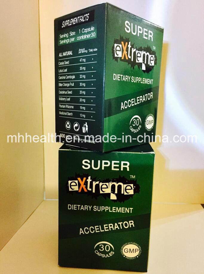 Authentic Super Extreme Dietary Supplement Accelerator Rapid Slimming Capsule