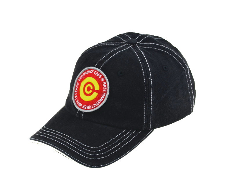 Wholesale Fashion 6 Panels Embroidery Cotton Baseball Cap