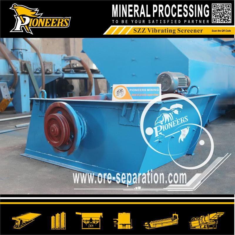 Efficiency Small Ore Vibrating Screen for Mining Screening Equipment