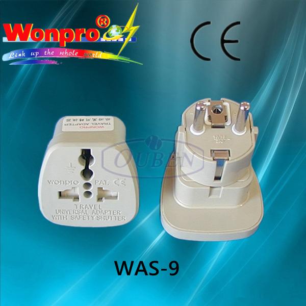 Universal Adapter WAII-9 (Socket, Plug)