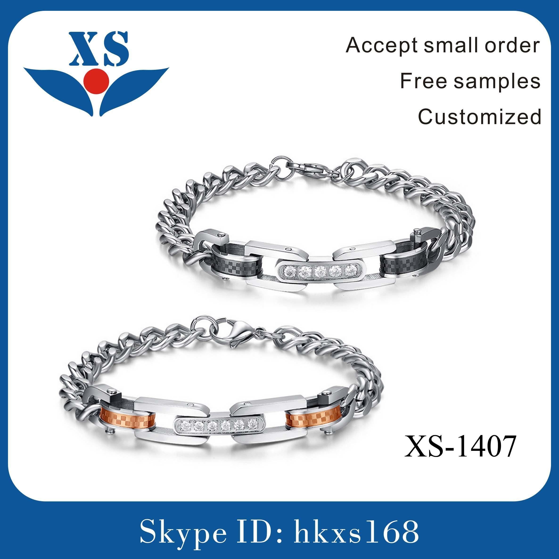New Gold Bracelet Jewelry for Men