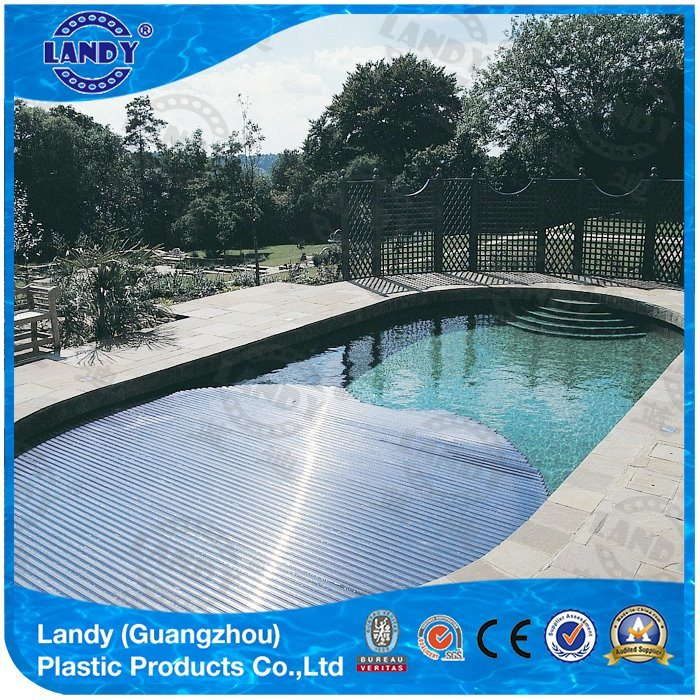 Pool Cover, Landy Slats Cover