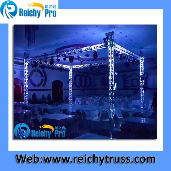 on Sale Aluminum Lighting Truss Box Truss Stage Truss