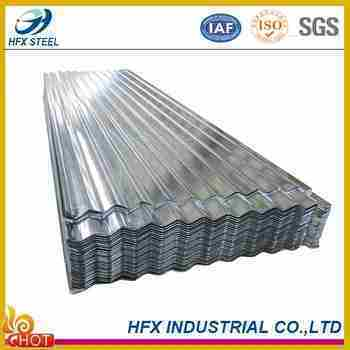 Prime Bwg34 Galvanized Corrugated Steel for Roofing Sheet