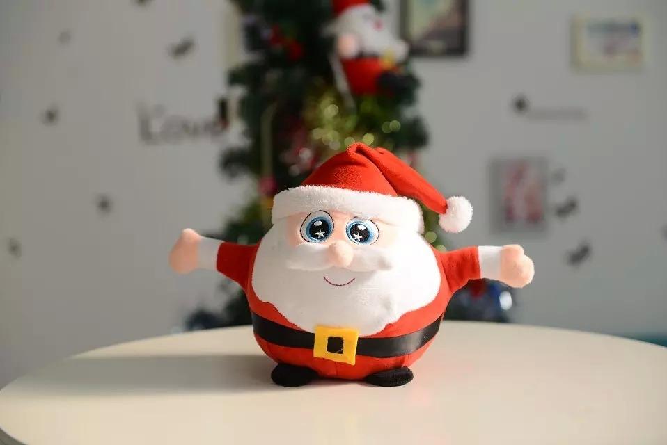 Christmas Santa Claus Plush Toy