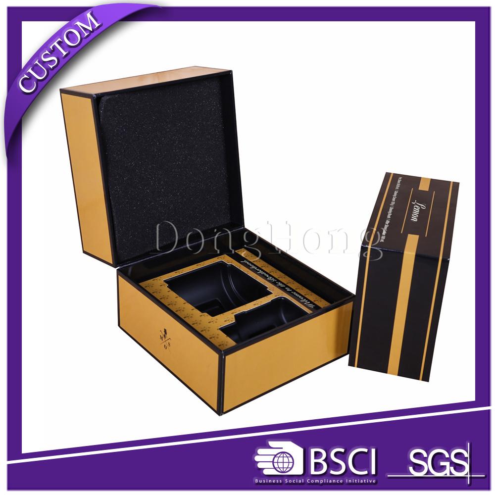 Various Styles Custom Logo Printed Cardboard Packaging Gift Boxes