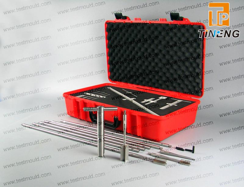 Stainless Steel Field Inspection Vane Tester