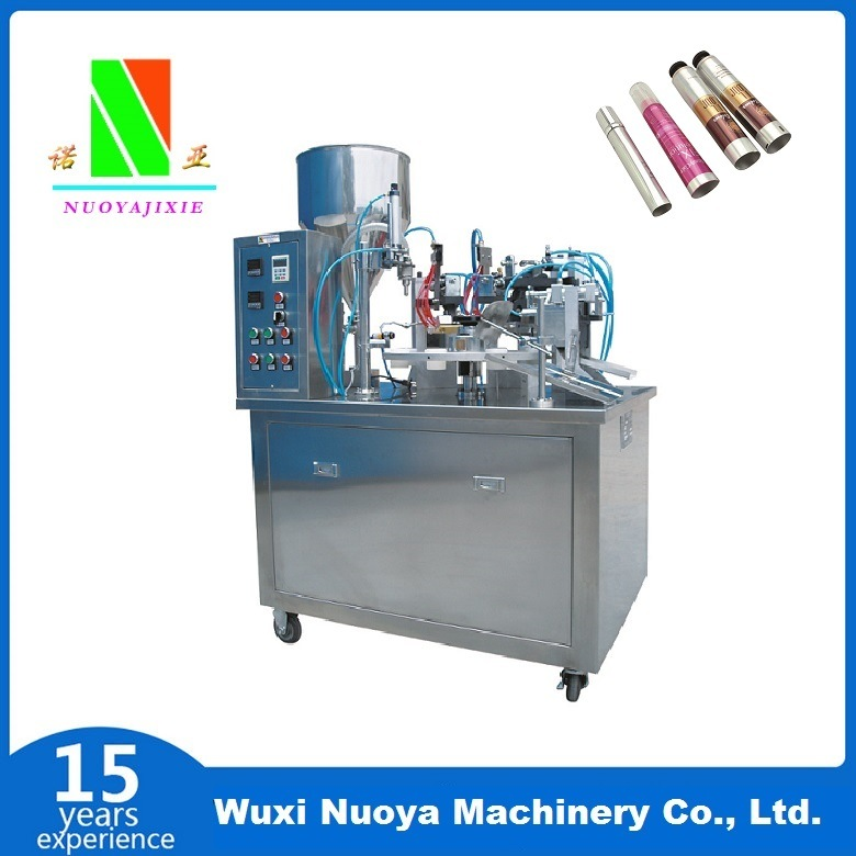 Fgf Composite Hose Sealing and Filling Machine