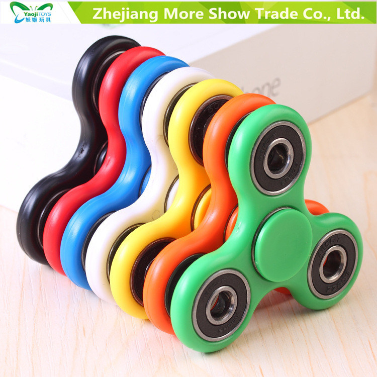 Hand Spinner Fidget Toy EDC Adhd Focus High Speed Ball Bearing