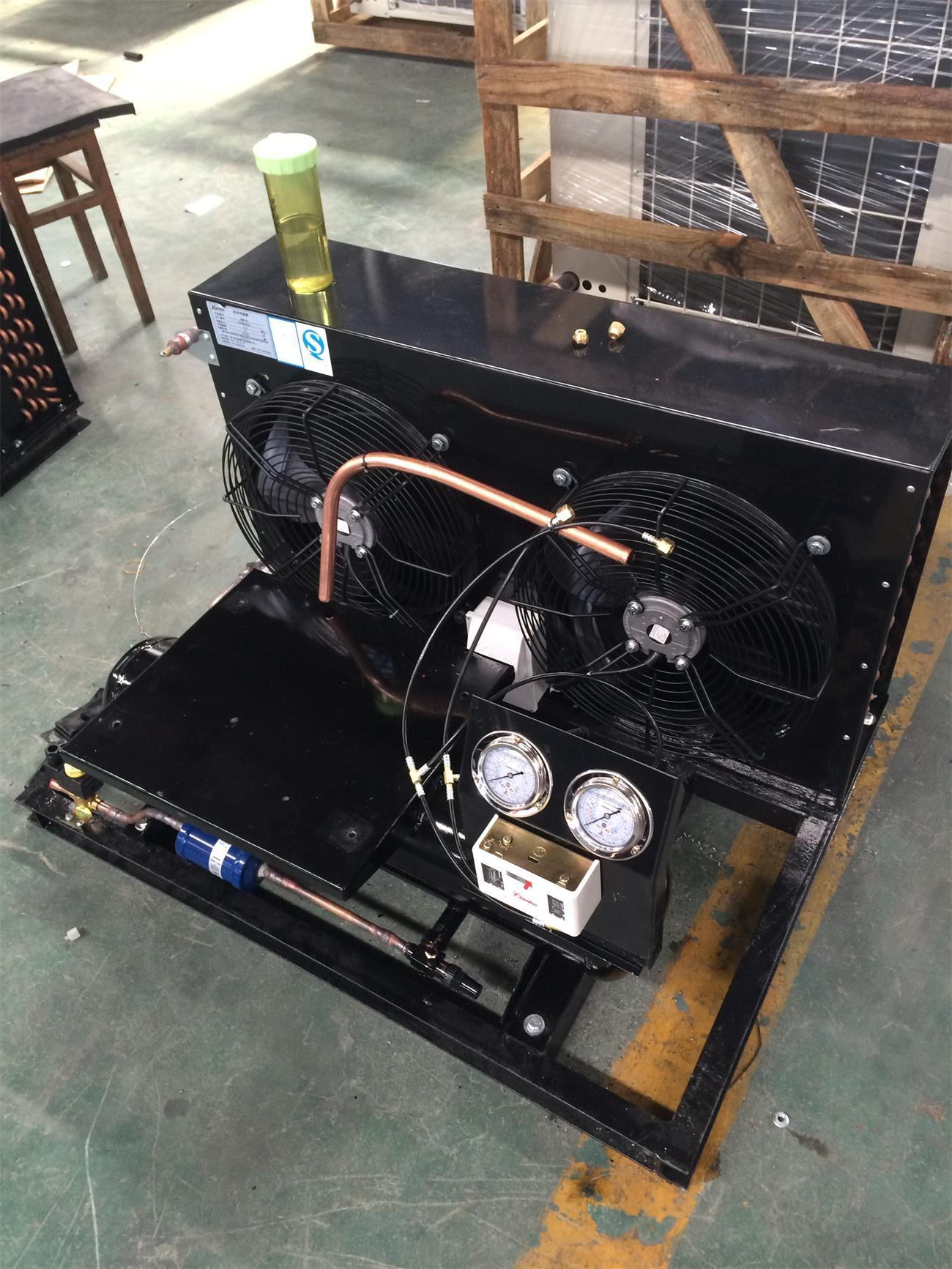 China Hot Sale Low Temperature Semi Hermetic Condensing Unit for Cold Room
