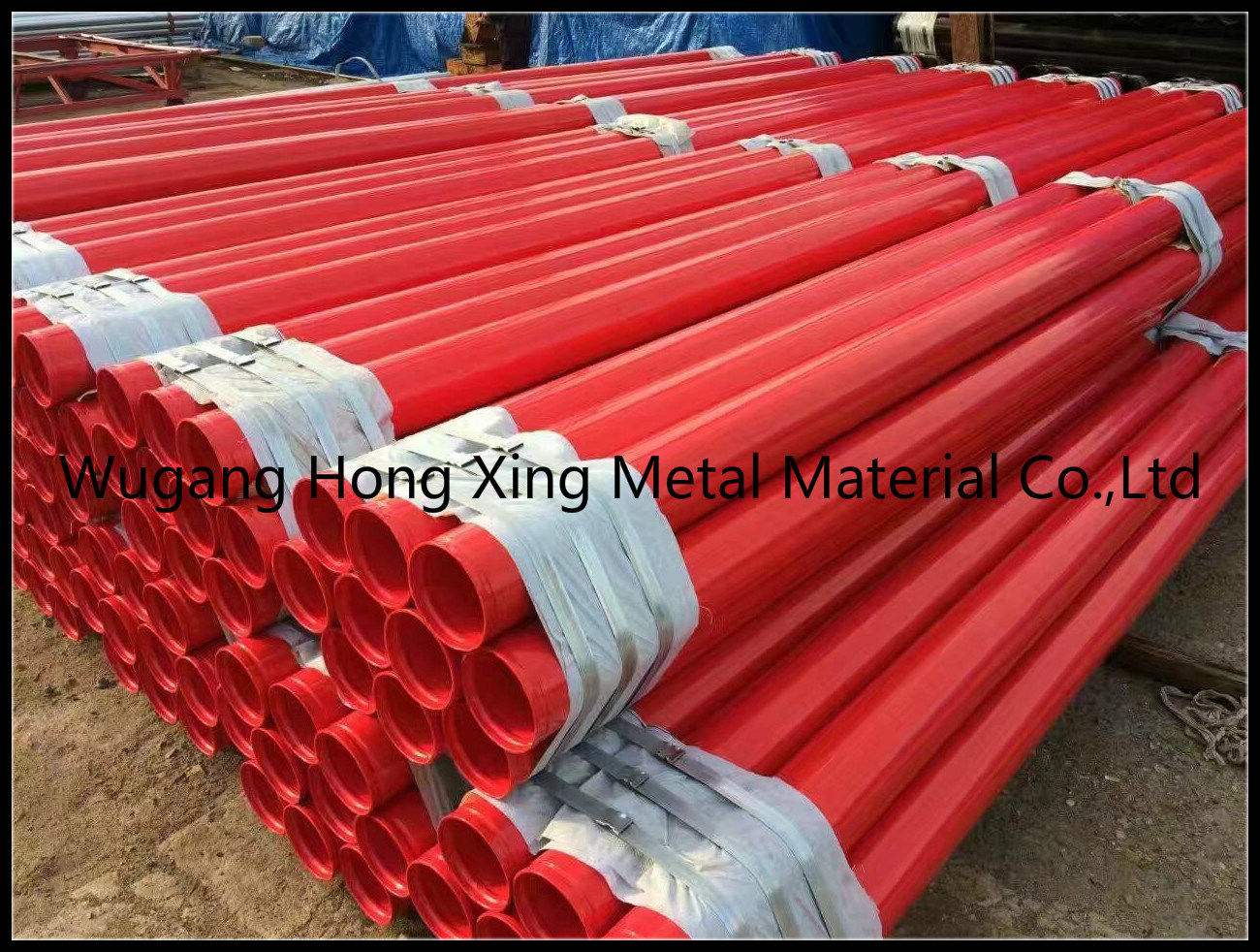 Galvanized Coating Gas Transportation Oil Steel Pipe