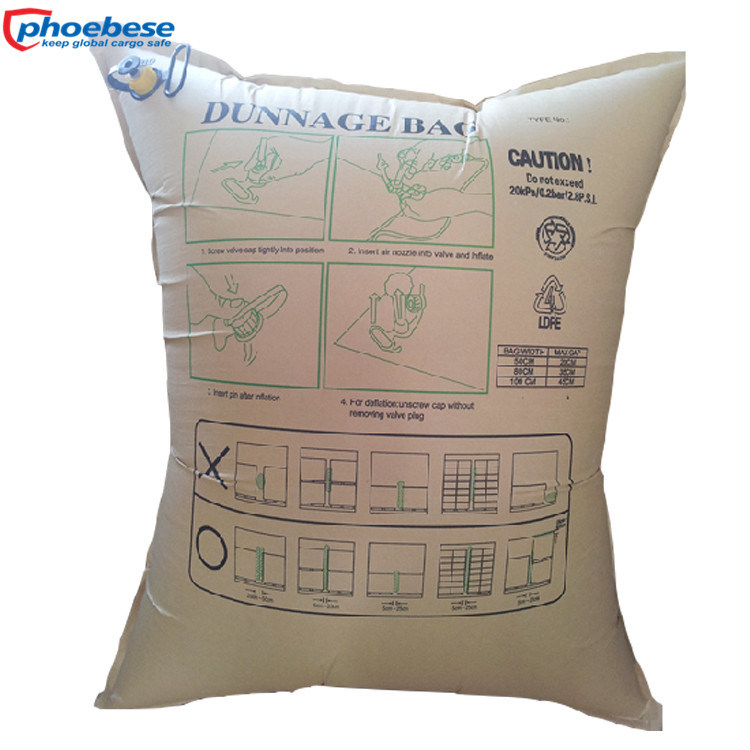 Paper Dunnage Air Bag Cordstrap for Protection