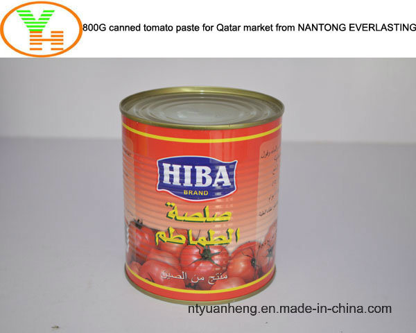 Aseptic Tomato Paste Canned Vegetable