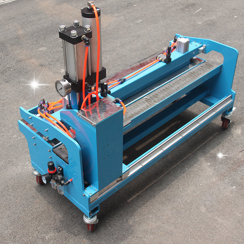 Belt Finger Punching Machine