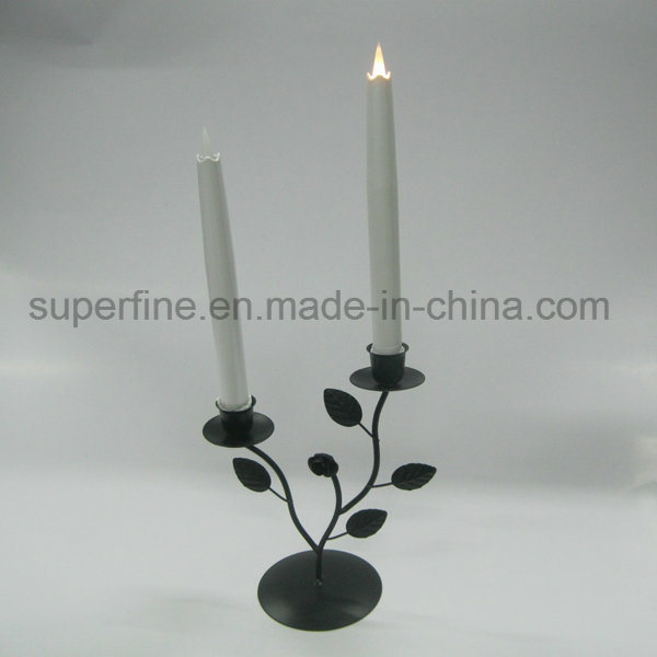 Cheap Camping Flameless Elegant Luminary Imitation LED Taper Candle Gift for Home Decoration