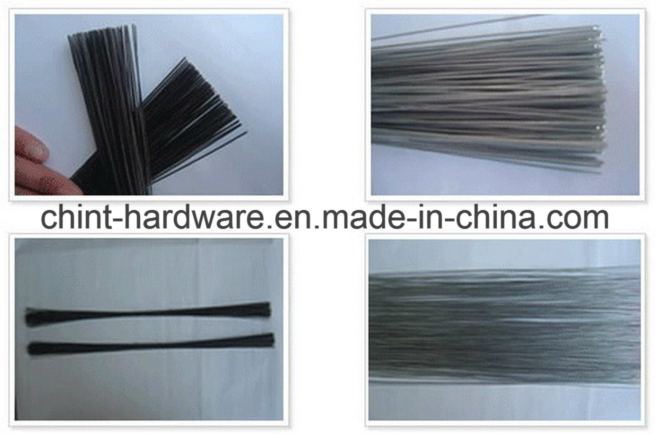 Straight Cut Iron Wire Galvanized Iron Wire Binding Wire
