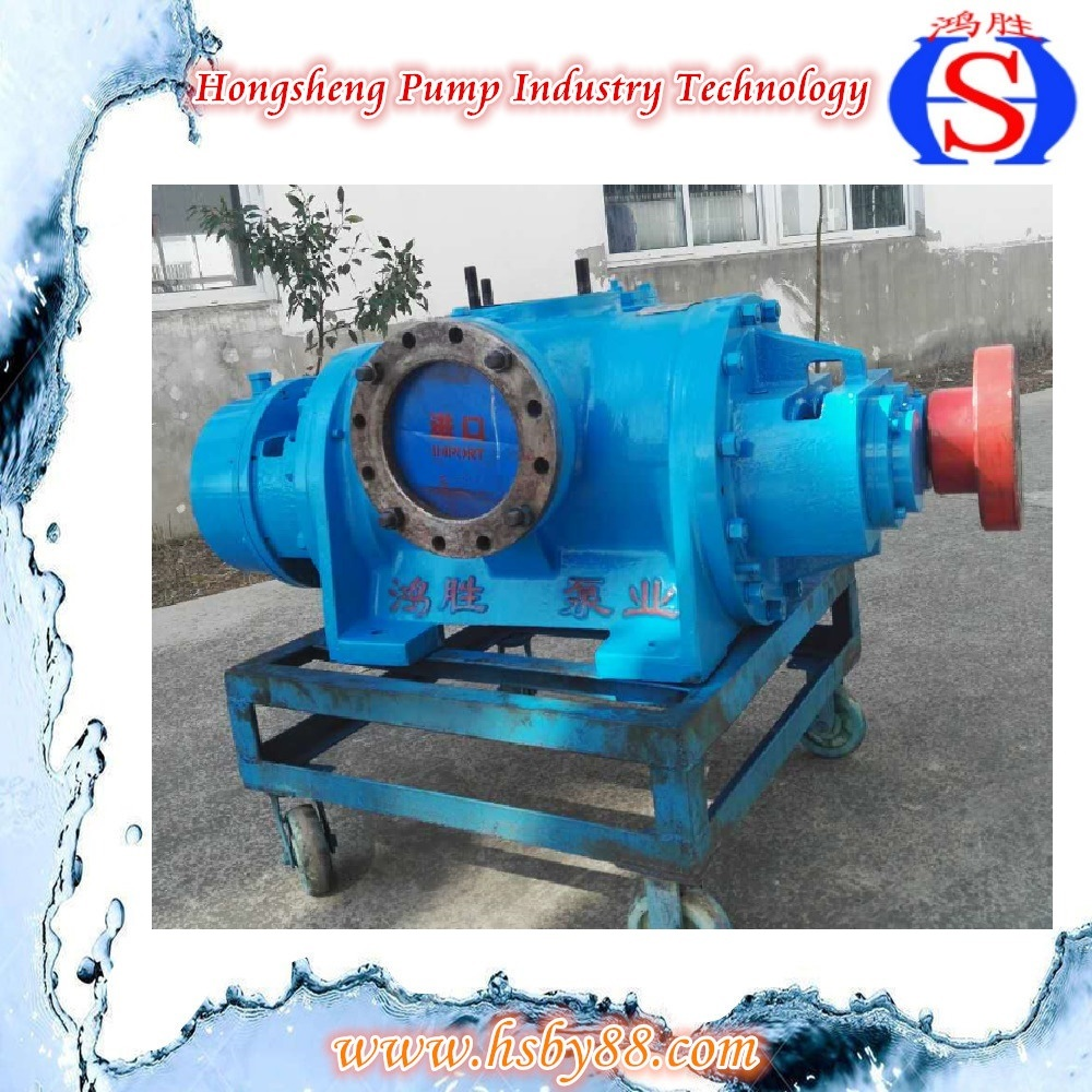 Horizontal Twin Screw Pump for Chemical Use
