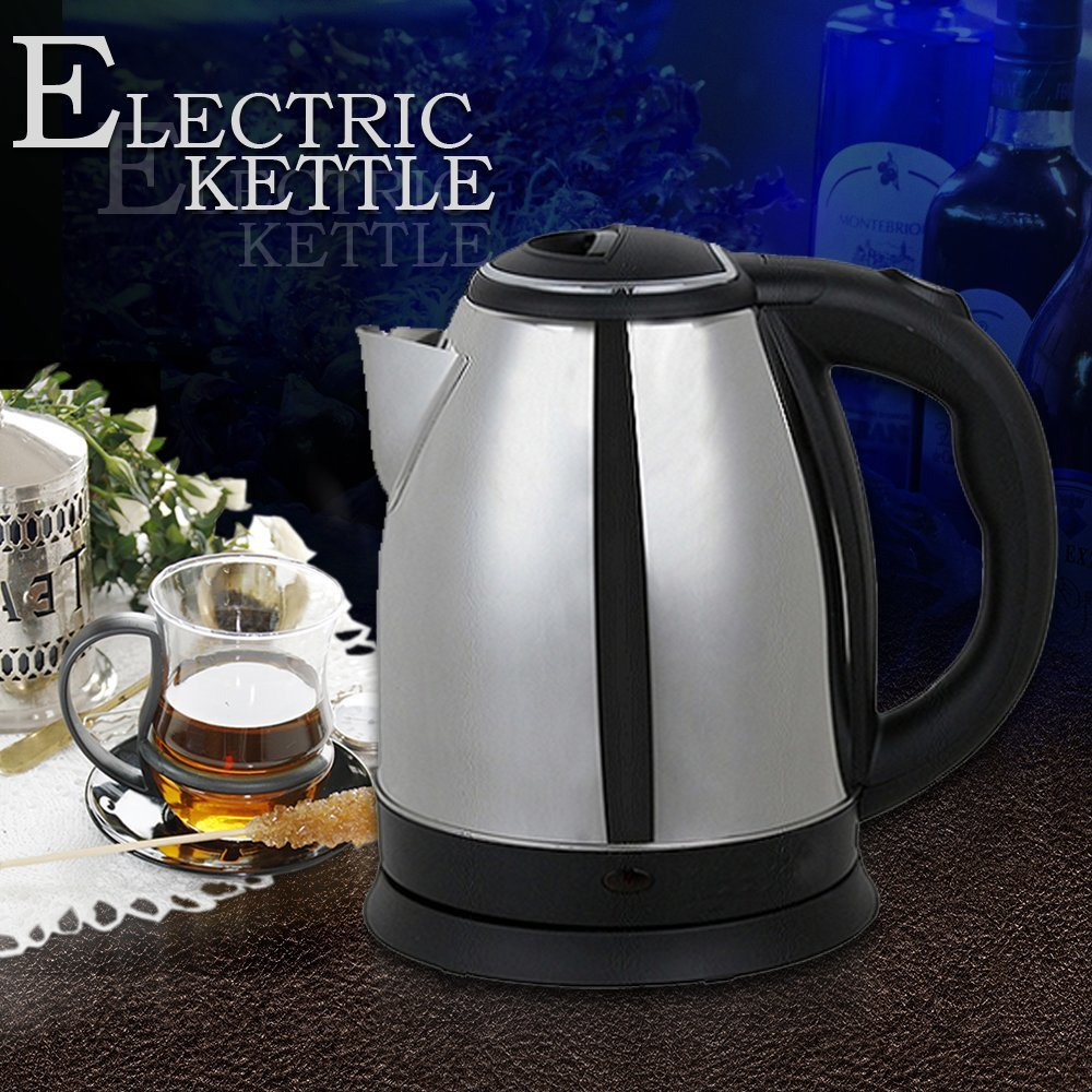 Cheap Price 1.8L Stainless Steel Electric Kettle (180GC)