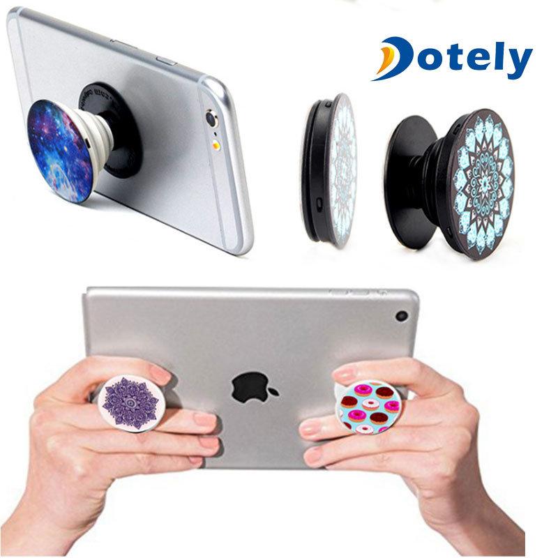 Phone Tablet Fold Holder Pop Grip Stand
