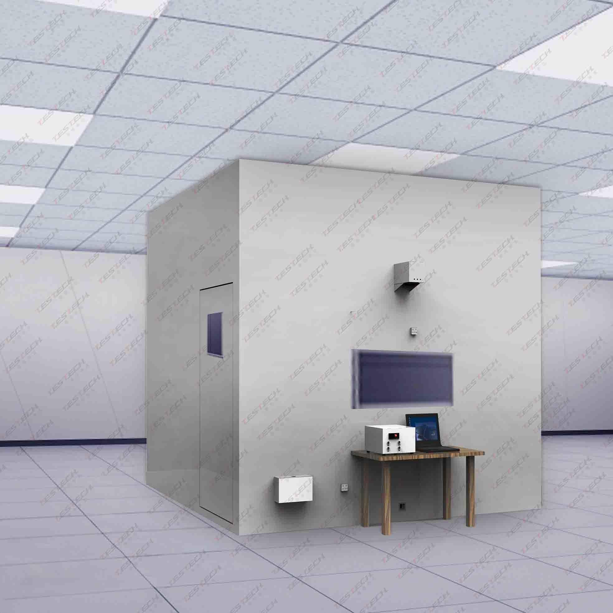 3 Metre Cube Smoke Apparatus, En 50268, IEC 61034 (FTech-IEC61034)