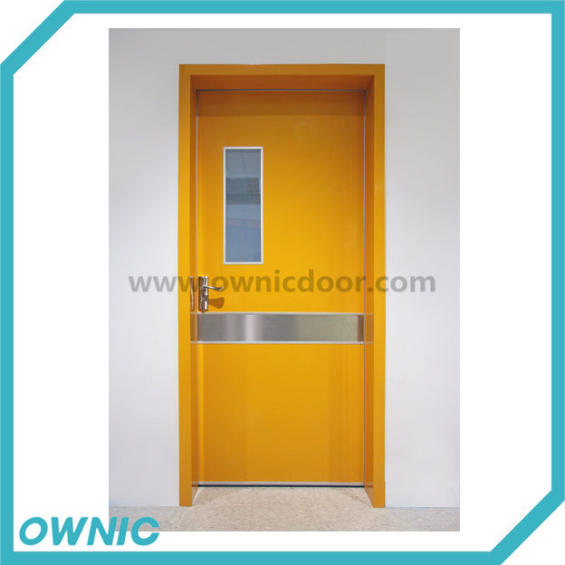 Economic Steel Swing Door Manual Open