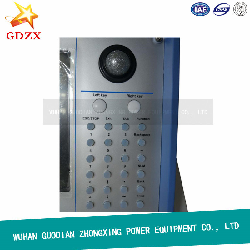 Six Phase 30A Relay Protection Tester
