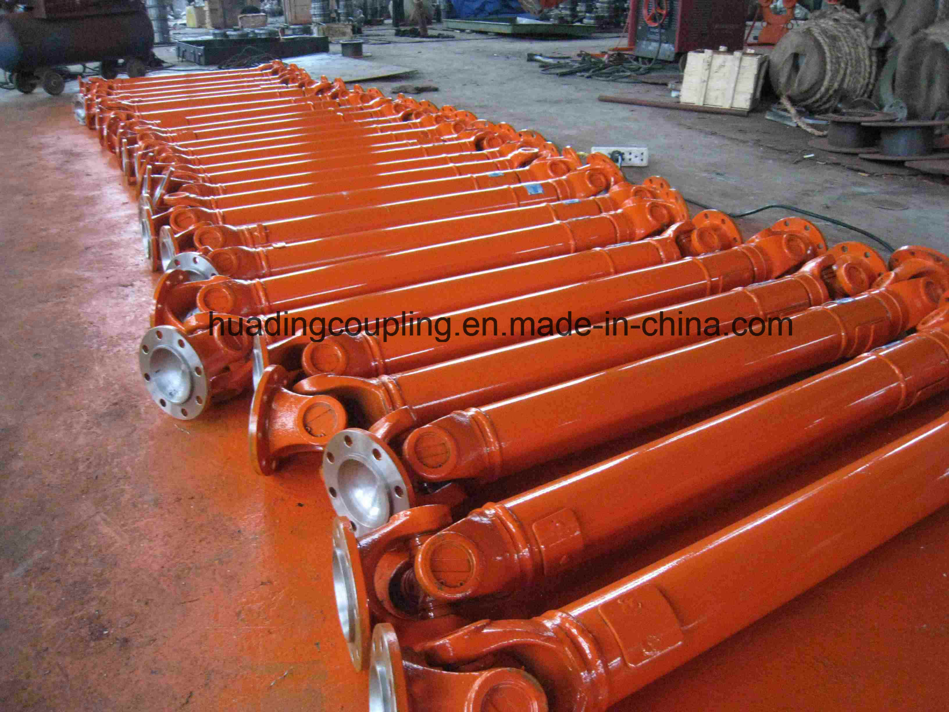 Cardan Shaft Pto Drive Shaft for Mechanical Equipment