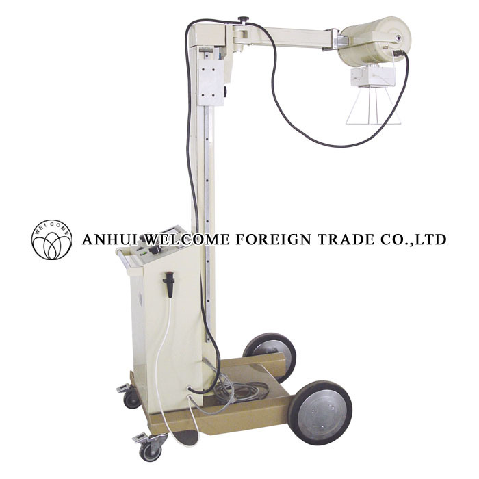 100mA Mobile X-ray Machine for Medical Use