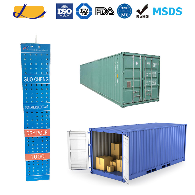 High Performance Hanging Container Desiccant