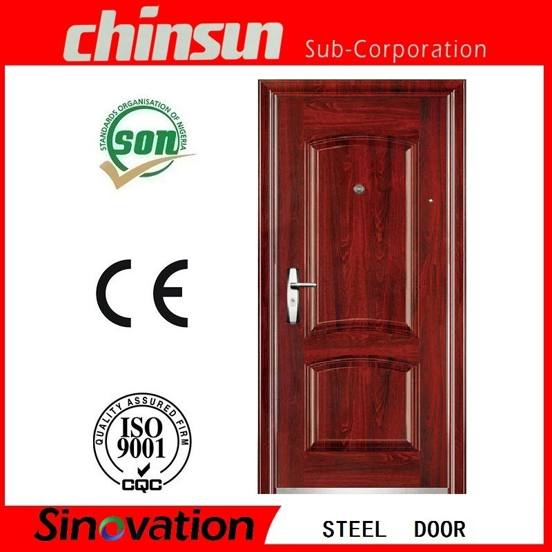 Best Selling New Steel Door with High Quality