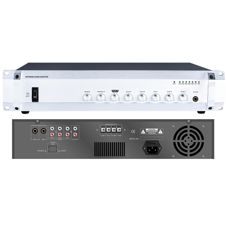 IP Network Mixer Amplifier in Rack Se-5846, Se-5856, Se-5866