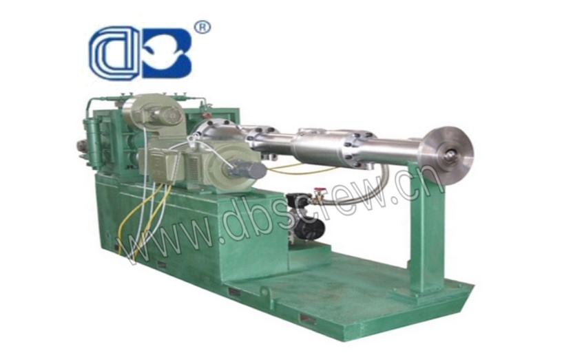 Rubber Exhaust Type Extruder