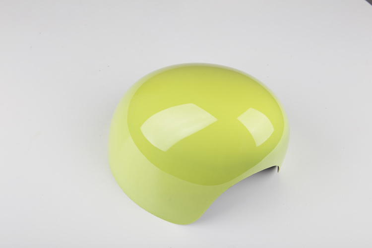 Pure Yellow Color Replacement Side Mirror Cover for Mini Cooper