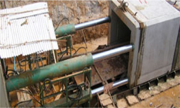 Rectangular Epb Pipe Jacking Machine/Microtunnel Boring Machine