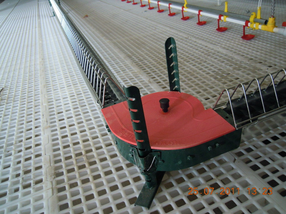 Poultry House Use Virgin Material Plastic Slat Floor
