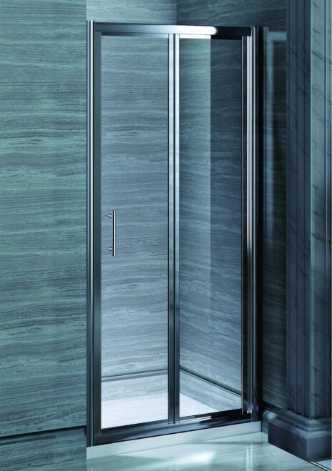Shower Enclosure MID-Range 6mm Bifold Door Bathroom (MR-BF90)