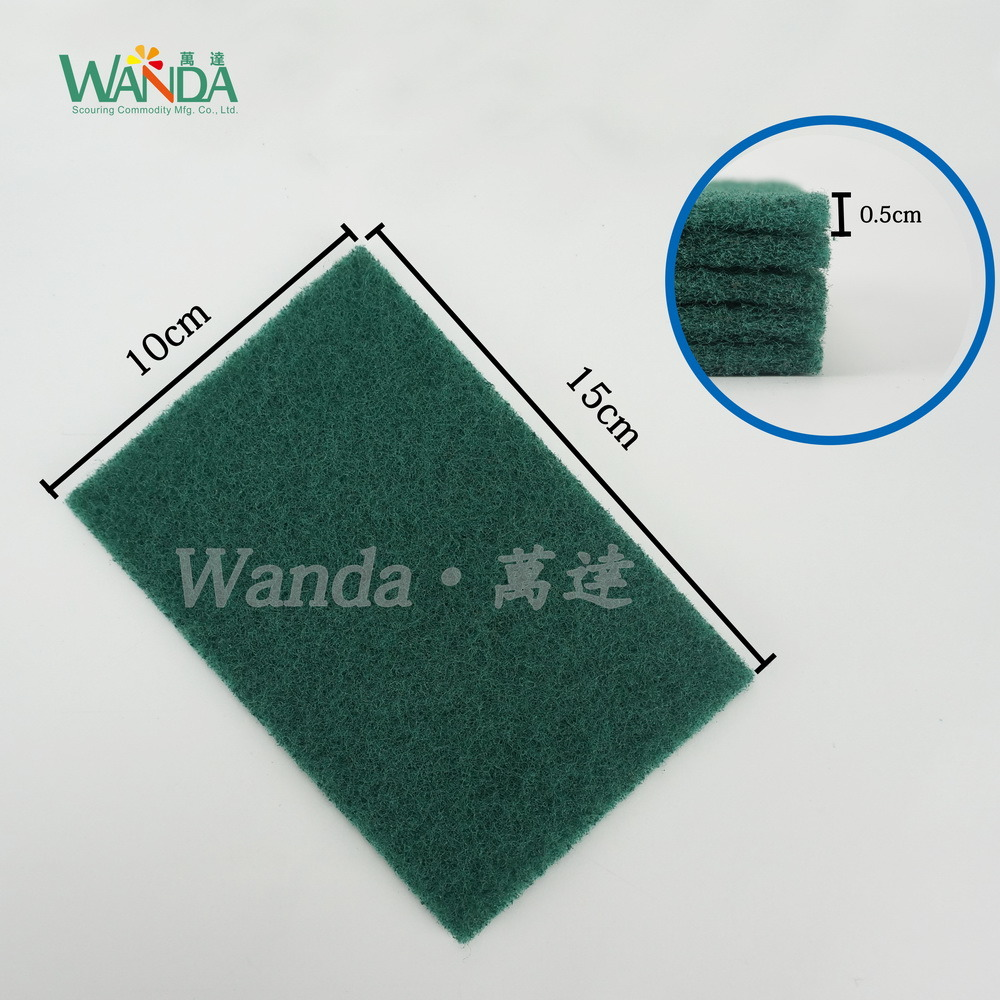 The Most Popular Light-Duty Kitchen Cleaning Product Scouring Pad