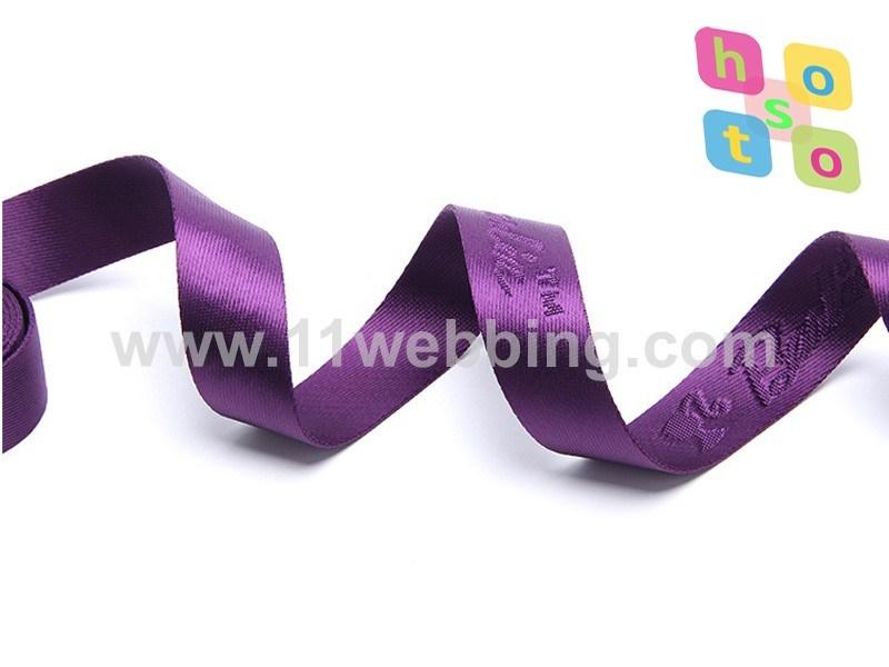 High Quality Jacquard Polyester Nylon Webbing for Bags Garment Belt