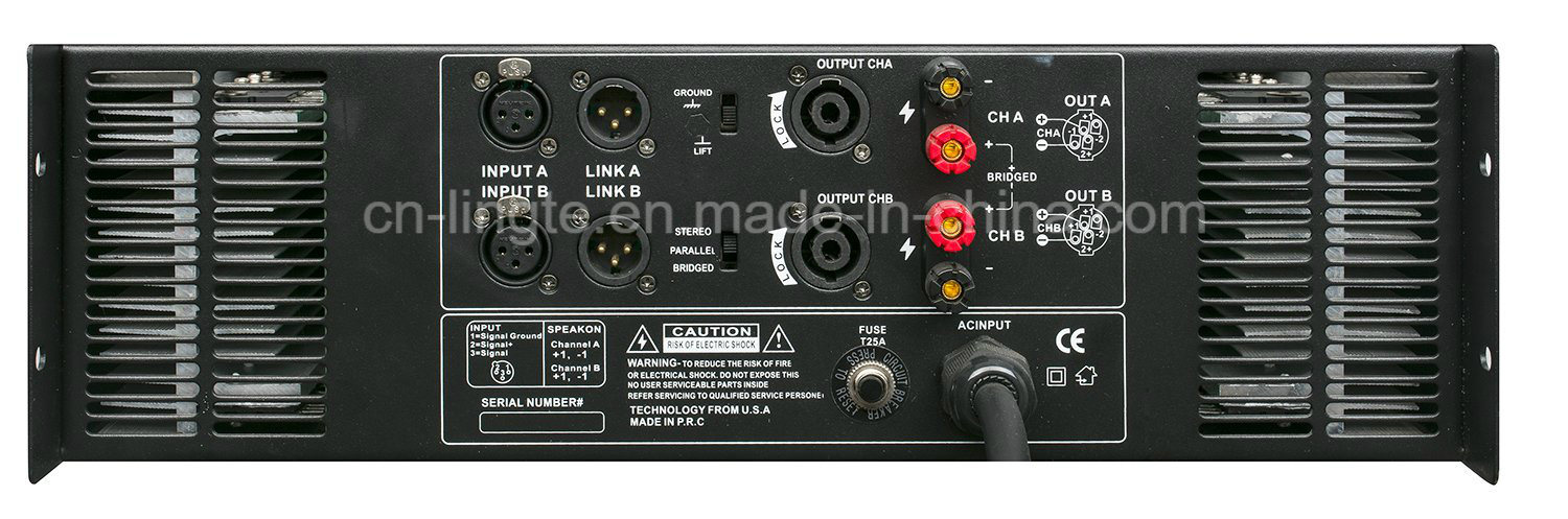 PA Series PA1.3 Class H Professional Power Amplifier