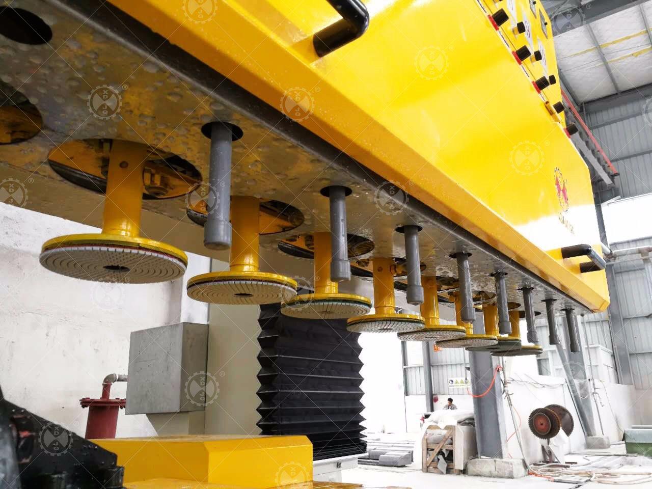 Apm-350-2000 Stone Polishing Machine