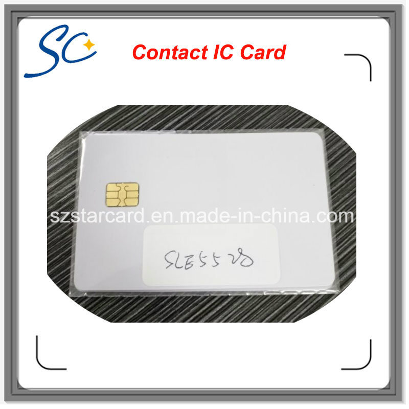 Contact IC Card with Sle5528 Chip