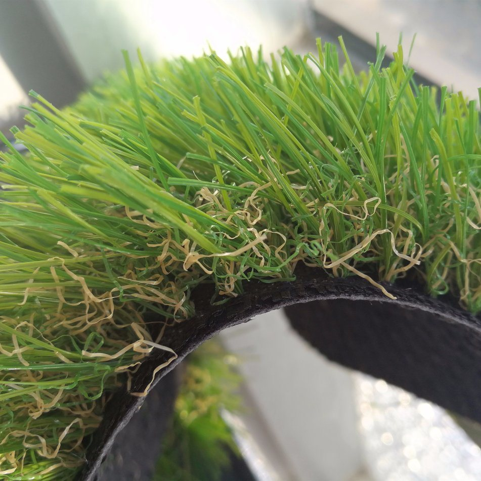 Artificial Grass Without Heavy Metals From China Manufacturer