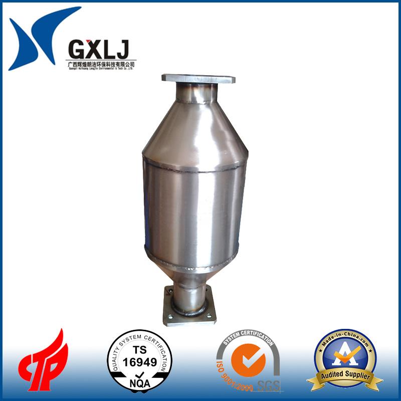 Catalytic Converter of Singel (LNG / CNG / LPG)