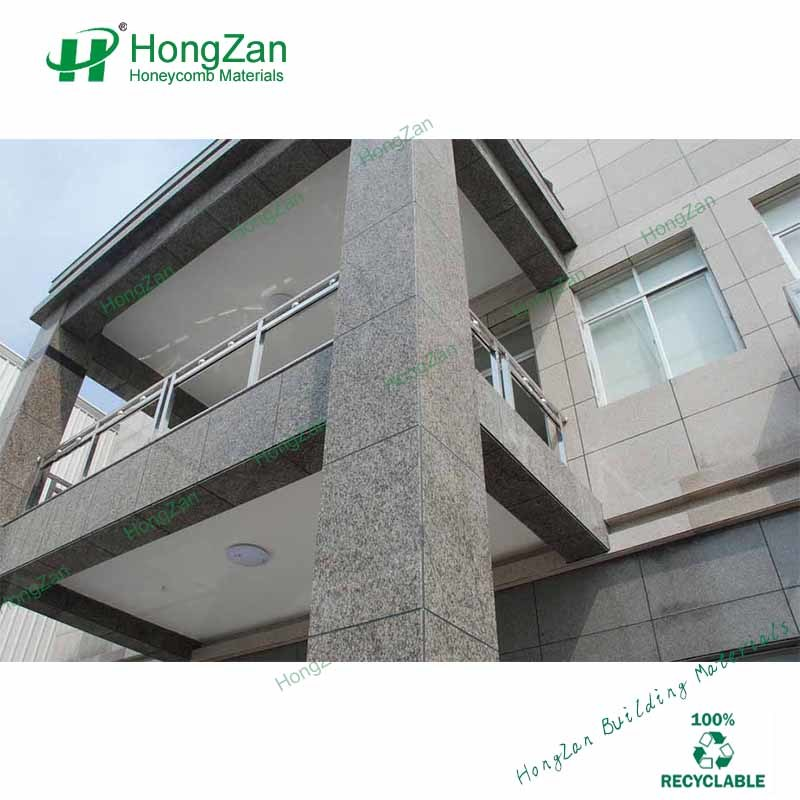 Granite Stone Honeycomb Panel for Exterior Wall, Wall Cladding, Curtain Wall
