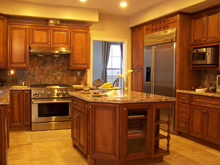 Images Of Maple Cabinet Kitchens Best Home Decoration