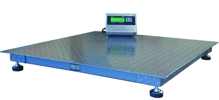 China Floor Scale 01 China Floor Scale Platform Scale