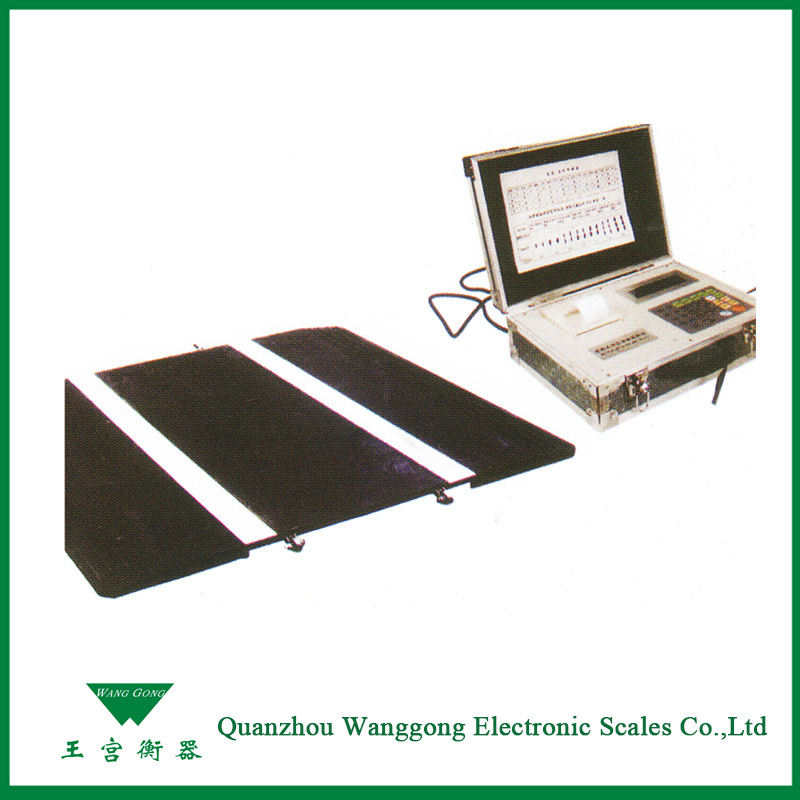 Portable Weigh Pads Axle Scale Truck Scale